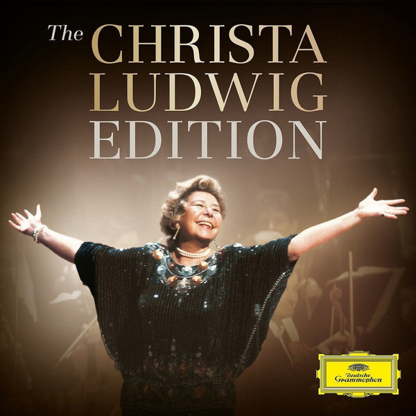 CHRISTA LUDWIG EDITION (12 CDS)