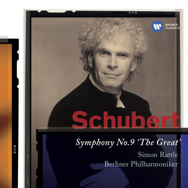 SCHUBERT:SYMPHONY 9 - RATTLE, BERLIN PHILHARMONIC
