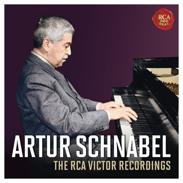 ARTUR SCHNABEL: THE RCA VICTOR RECORDINGS (2 CDS)