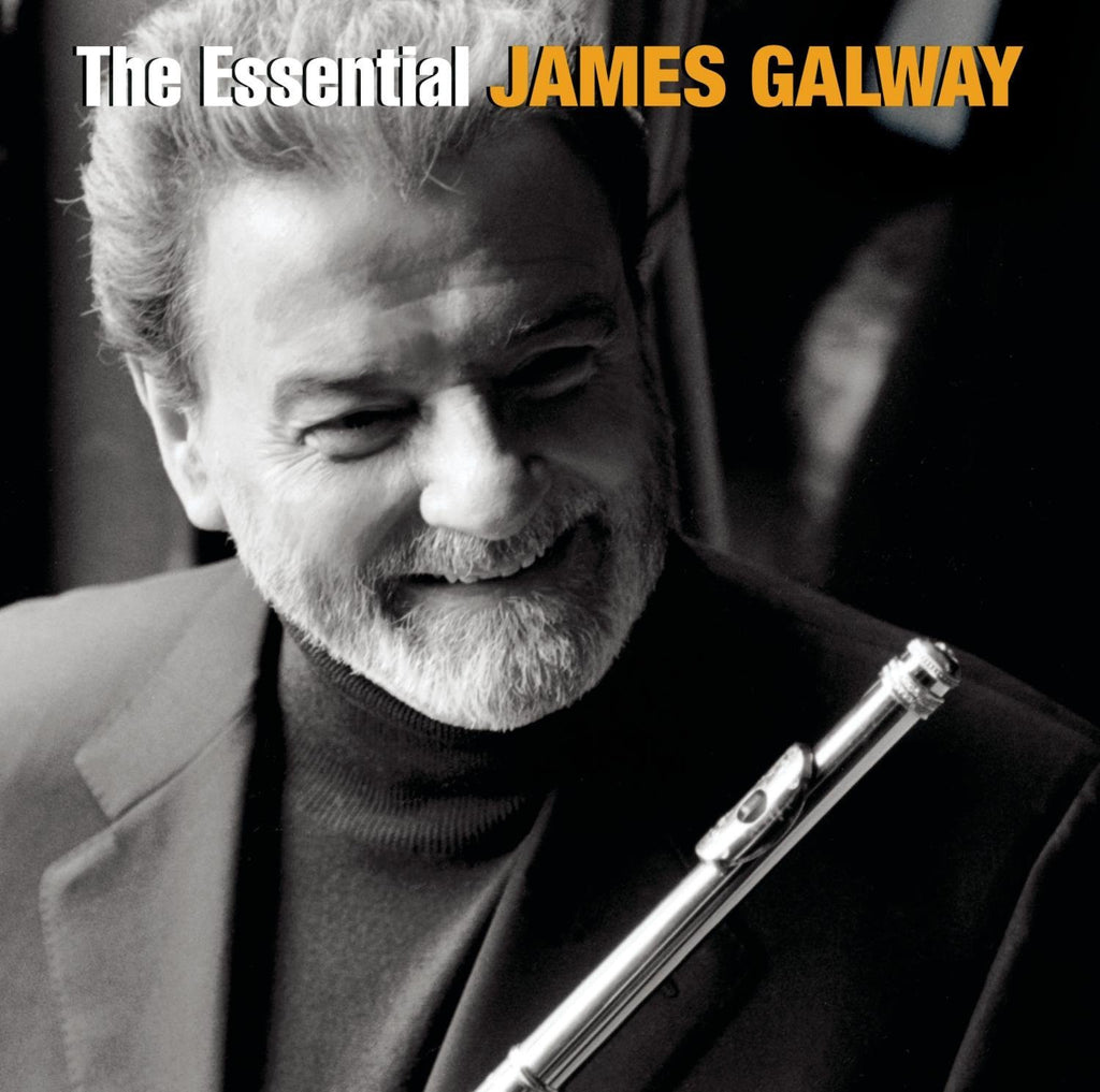 THE ESSENTIAL JAMES GALWAY (2 CDs)