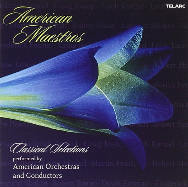 American Maestros - Classical Selections Performed by American Conductors and Orchestras (2 CDs)