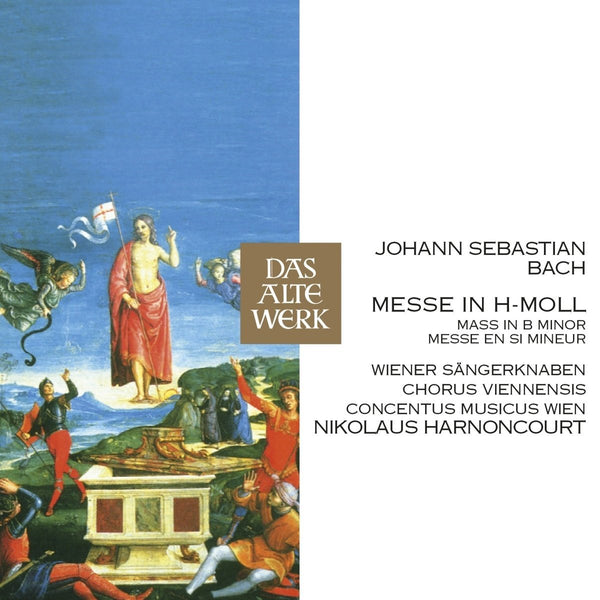 BACH, J.S.: MASS IN B MINOR (DAW 50) (2 CDs)