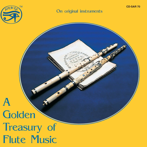 A Golden Treasury of Flute Music - Besznoziak, Preston