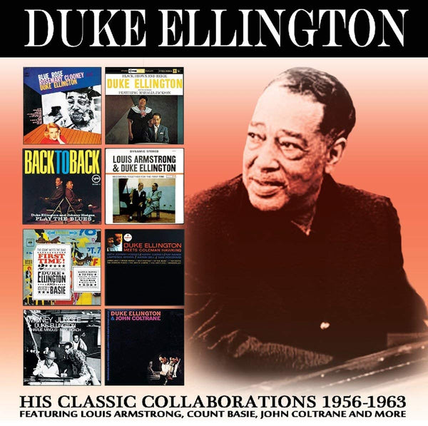 Duke Ellington - His Classic Collaborations: 1956-1963 (4 CDS)