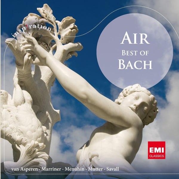AIR: BEST OF BACH (INSPIRATION)