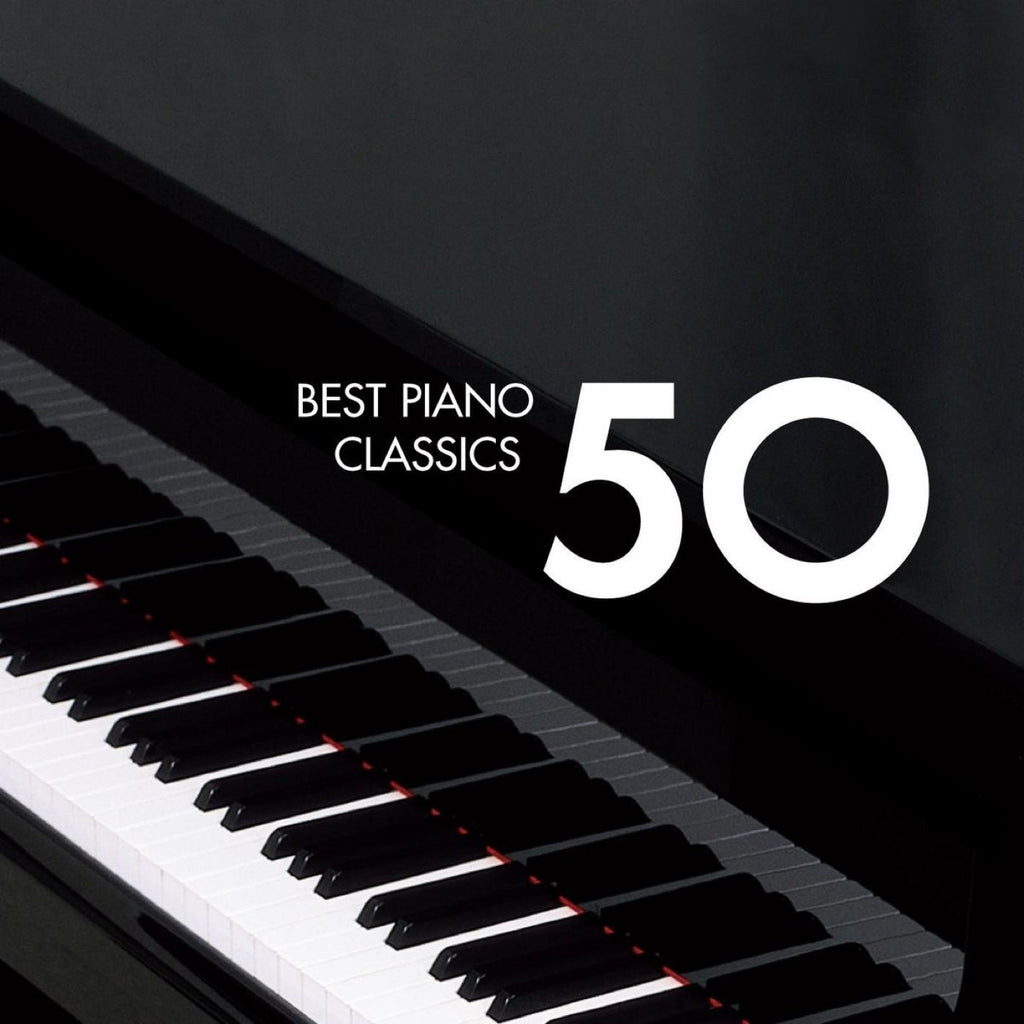 Best Piano 50 (3 CDs)