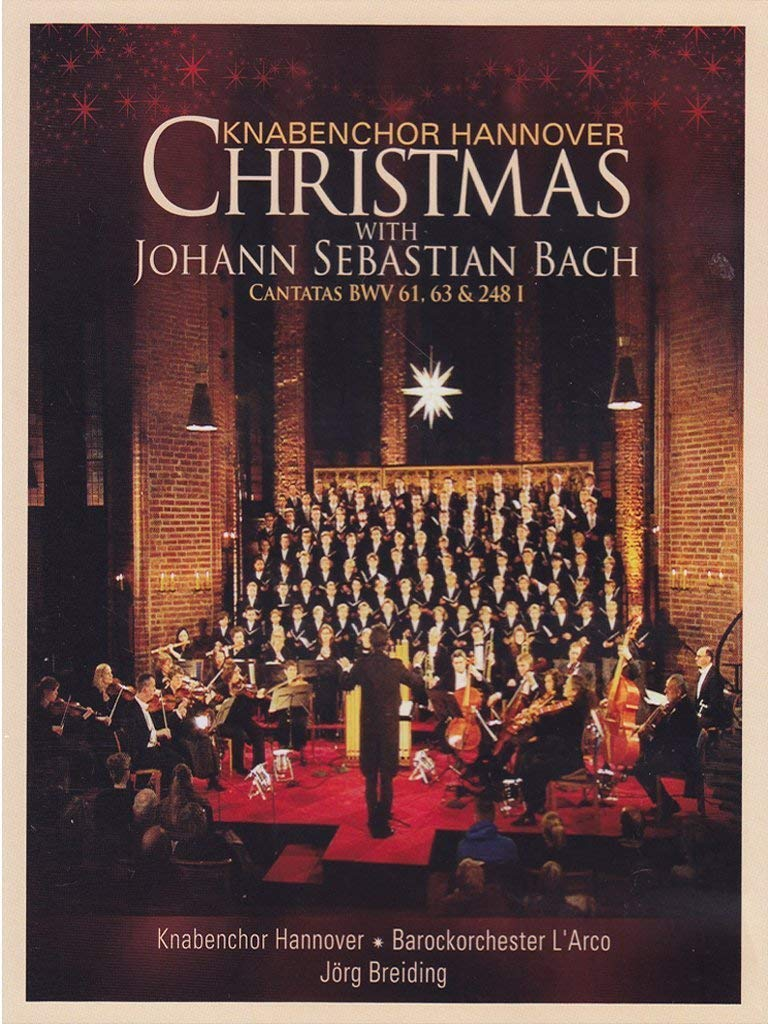 CHRISTMAS WITH J.S. BACH (Blu-Ray)