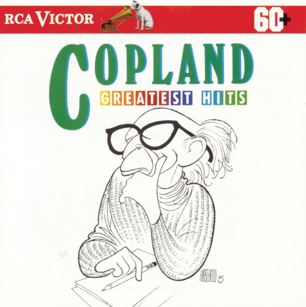Copland, Aaron:  Greatest Hits