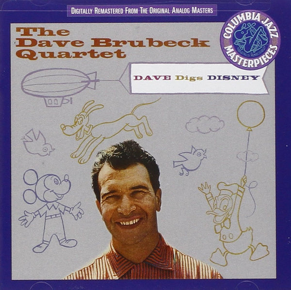 Dave Digs Disney - The Dave Brubeck Quartet