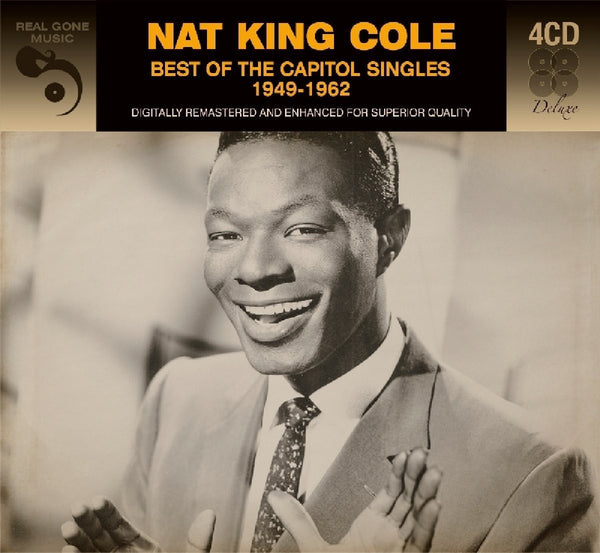 NAT KING COLE: Best Of The Capitol Singles 1949-1962 (Digitally Remastered)
