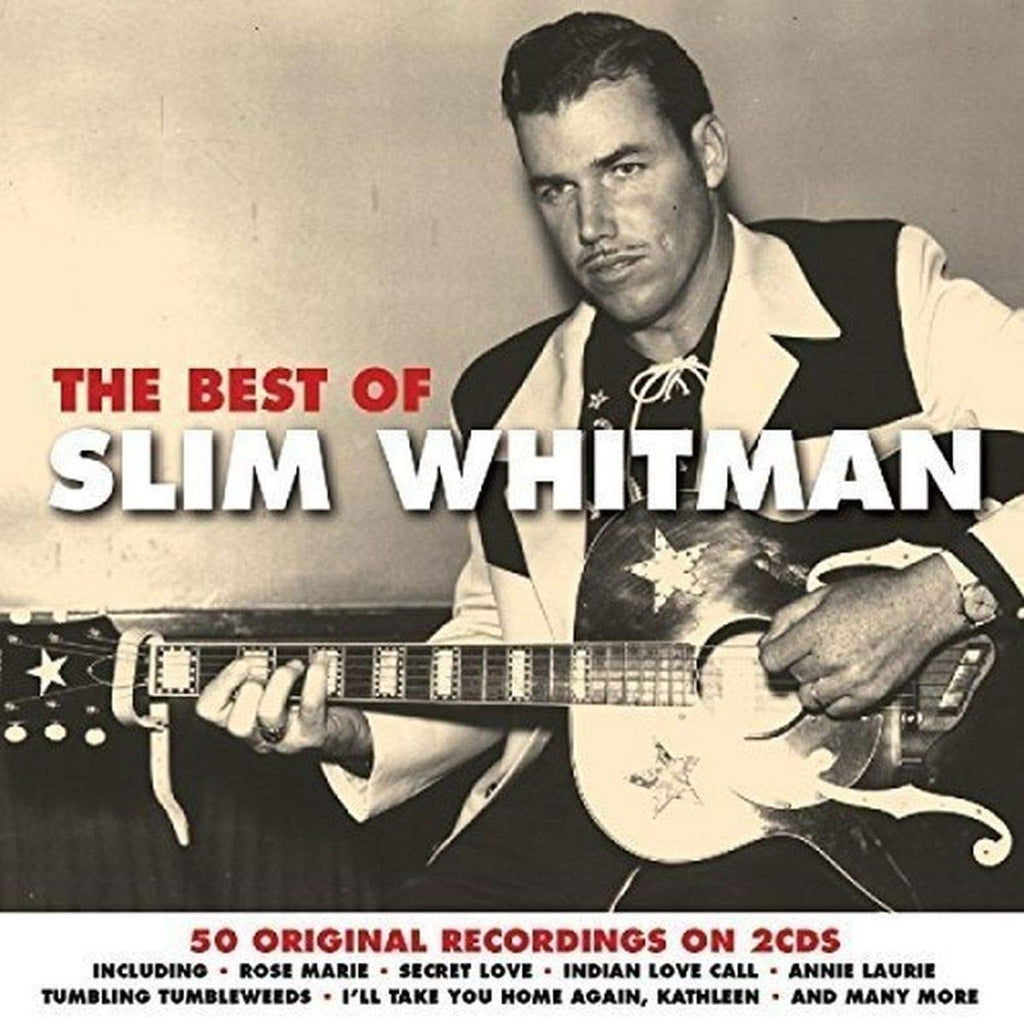Slim Whitman: Best of [Import]