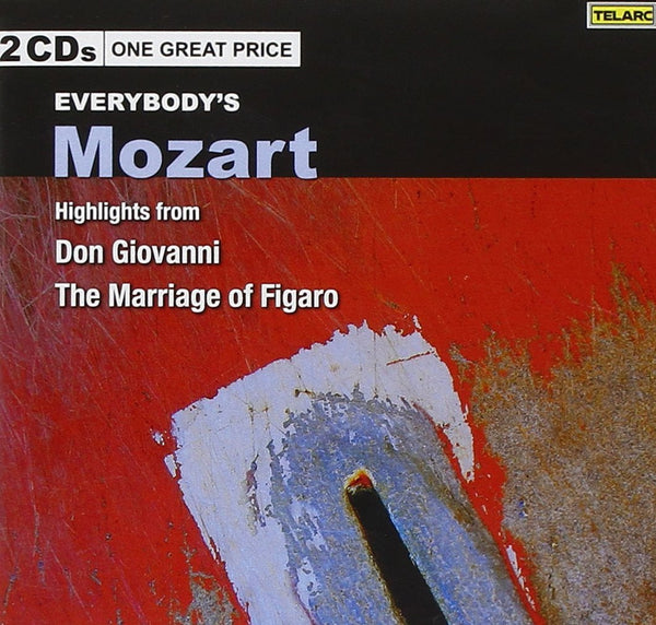 Mozart: Everybody's Mozart - Highlights from Don Giovanni, The Marriage of Figaro (2 CDs)