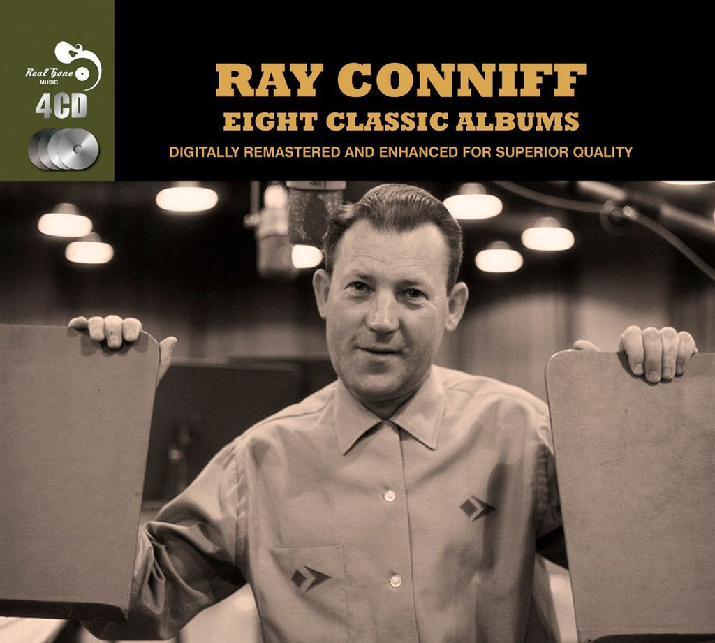 Ray Conniff: Eight Classic Albums (Digitally Remastered)
