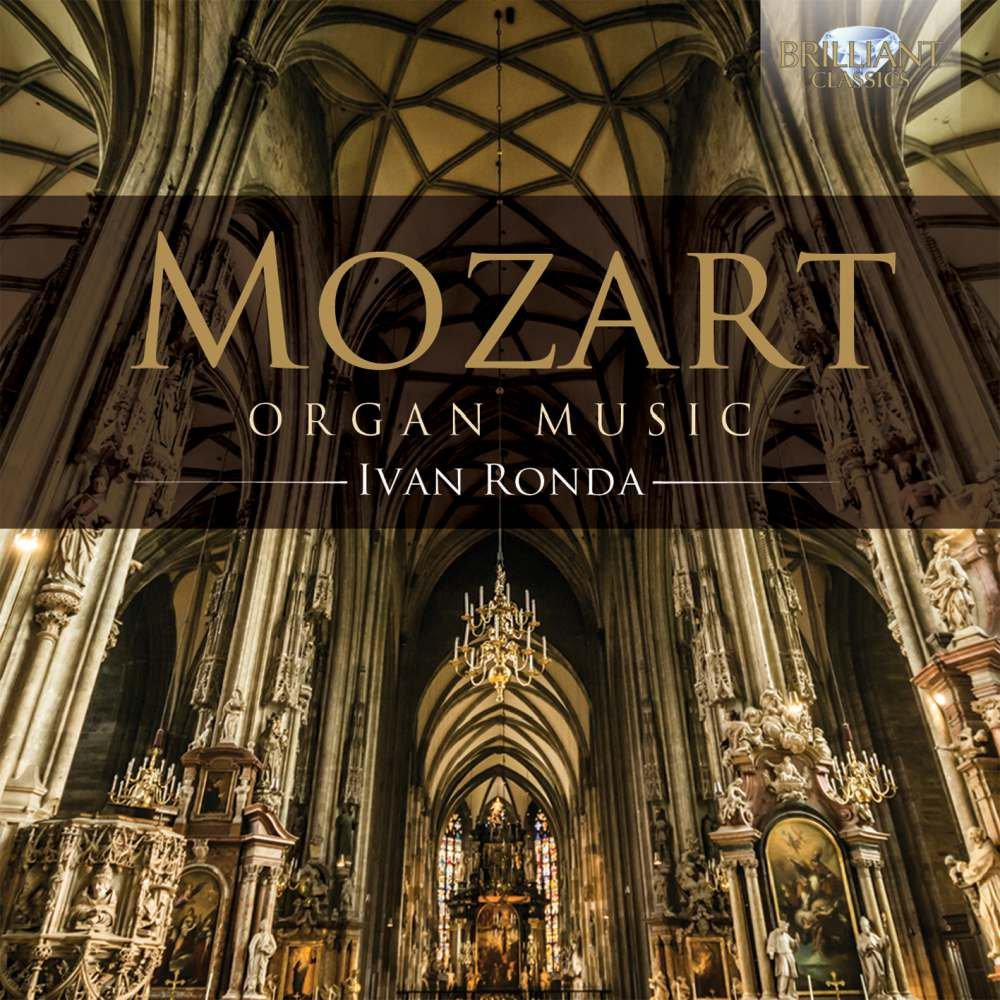 Mozart: Organ Music