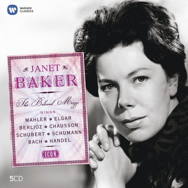 ICON: DAME JANET BAKER - WHERE THE BEE SUCKS