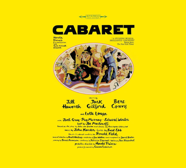 CABARET - ORIGINAL BROADWAY CAST
