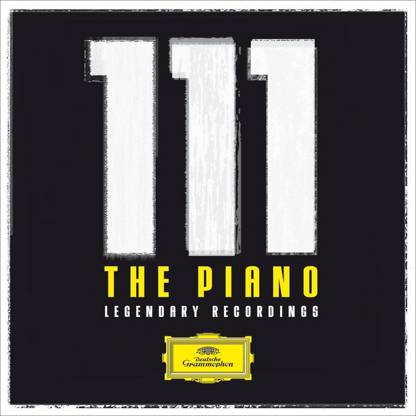 111 THE PIANO - LEGENDARY RECORDINGS (40 CDS)