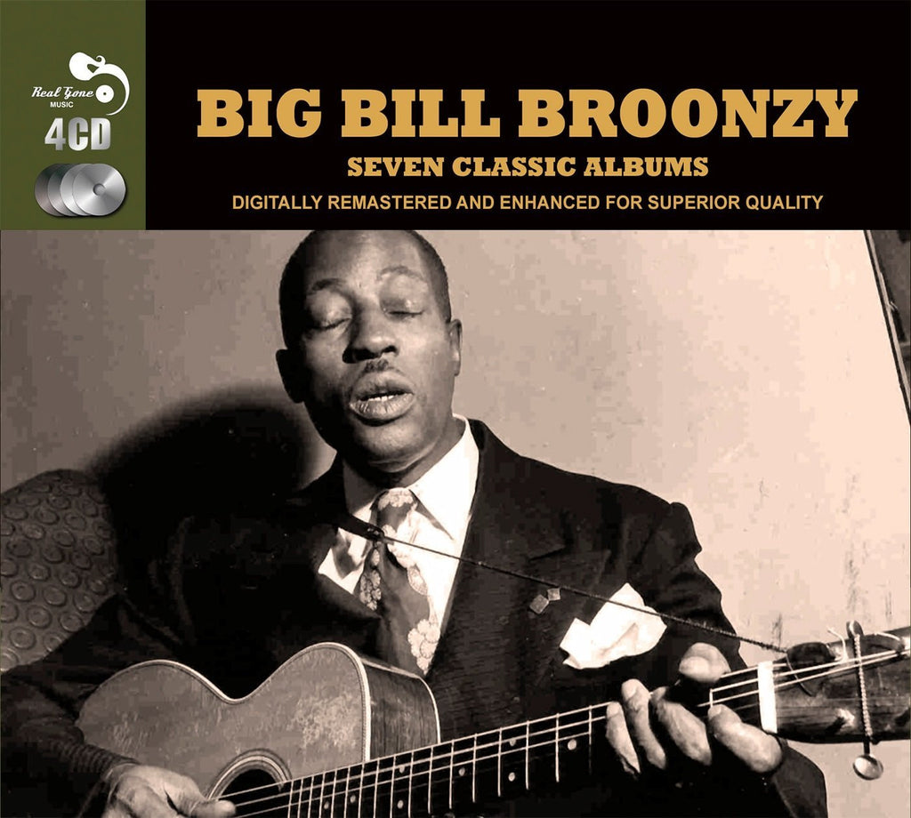 Big Bill Broonzy: Seven Classic Albums-Digitally Remastered