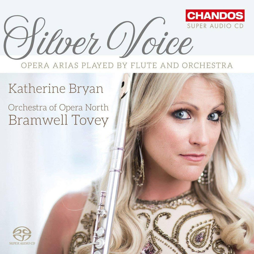 Silver Voice - Opera Arias played by Flute and Orchestra (Hybrid SACD)