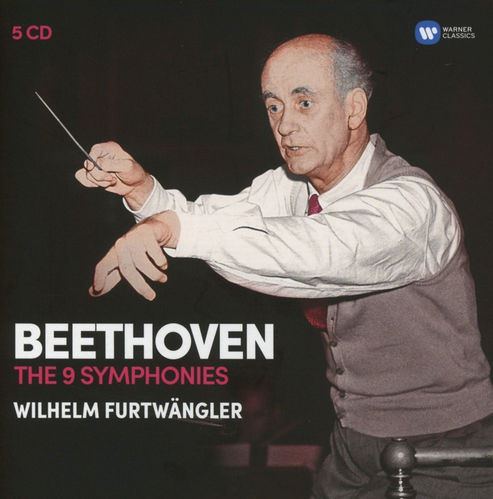 Beethoven: The Symphonies - Furtwangler (5 CDs)