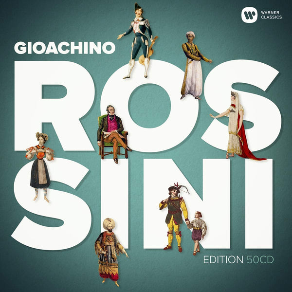The Rossini Edition (Warner - 50 CDs)