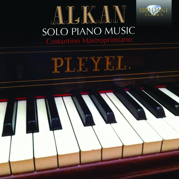Alkan: Solo Piano Music (2 CDs)