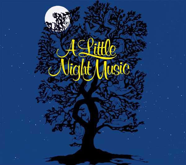 A LITTLE NIGHT MUSIC - ORIGINAL BROADWAY CAST