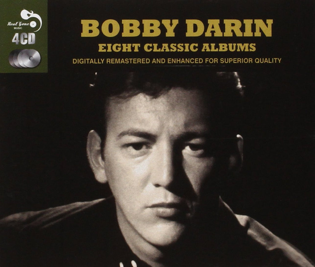 BOBBY DARIN: Eight Classic Albums (Digitally Remastered)