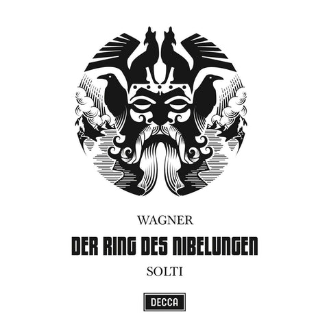 Wagner der ring des nibelungen solti vienna philharmonic 16 cds classic select