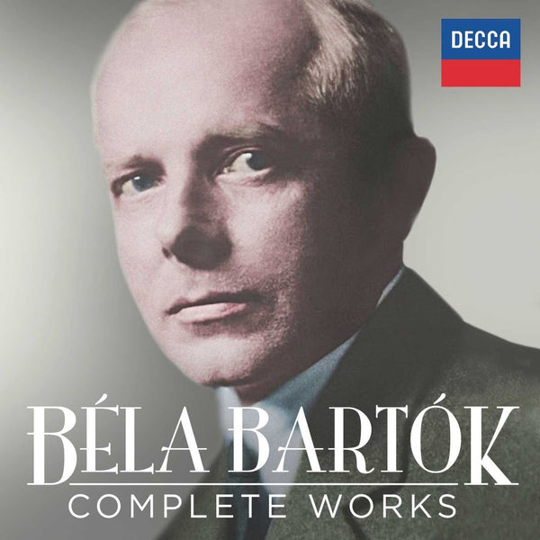 BARTOK: COMPLETE WORKS (32 CDs)