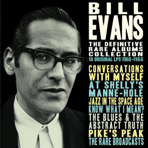 Bill Evans - Definitive Rare Albums Collection 1960-1966 (4 CDS)