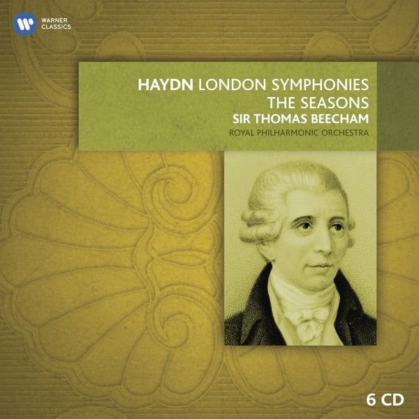 Haydn: The 'London' Symphonies, The Seasons - Beecham (6 CDs)