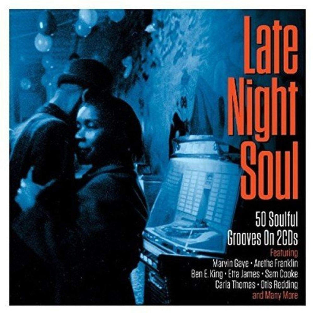 Late Night Soul - Various Artists (2 CDs)