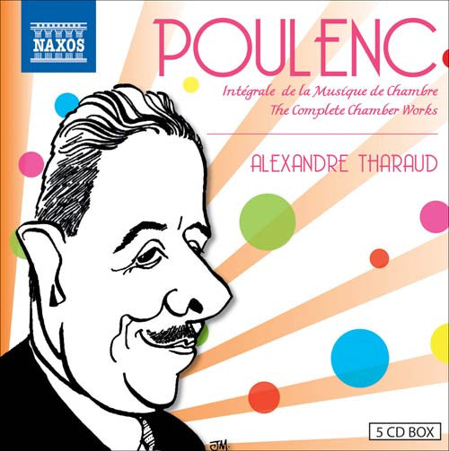 Poulenc: The Complete Chamber Works (5 CDs)