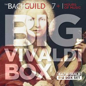 Big Vivaldi Box (7 Hour Digital Boxed Set)