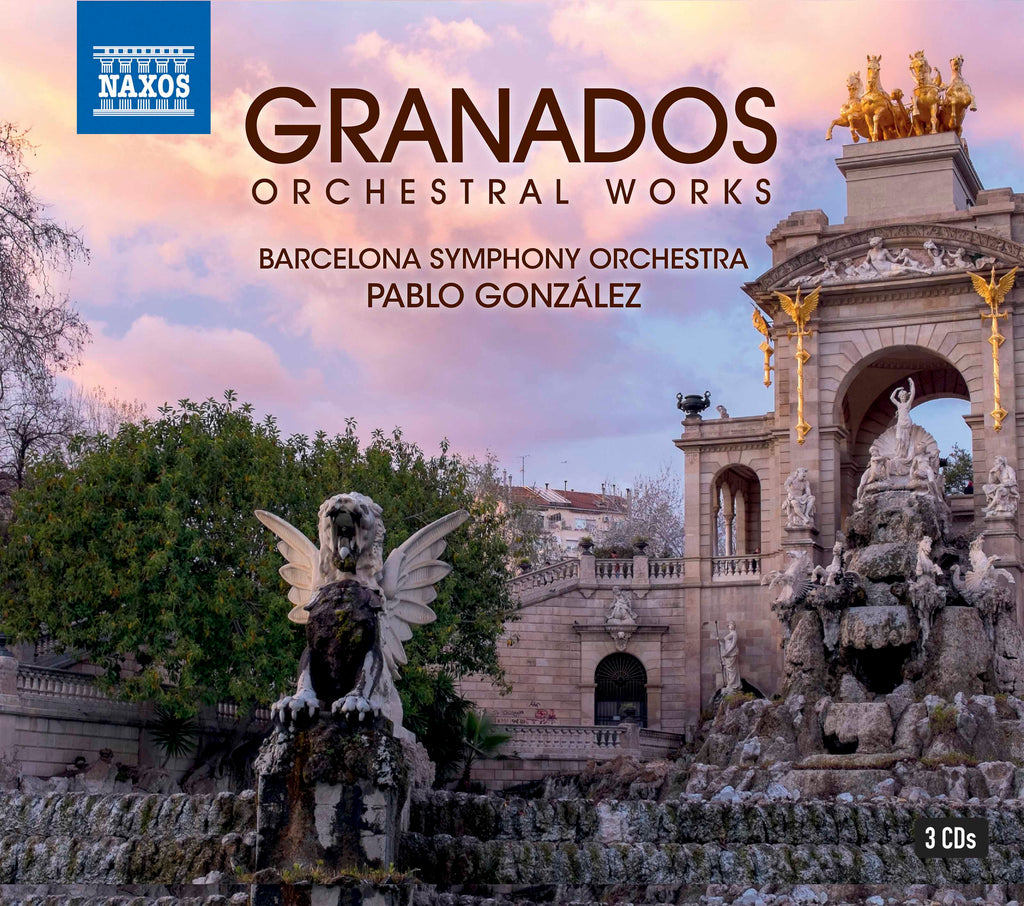 Granados: Orchestral Works - GONZALES, BARCELONA SYMPHONY ORCHESTRA