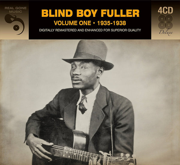 Blind Boy Fuller: Volume One 1935-1938 (Digitally Remastered)