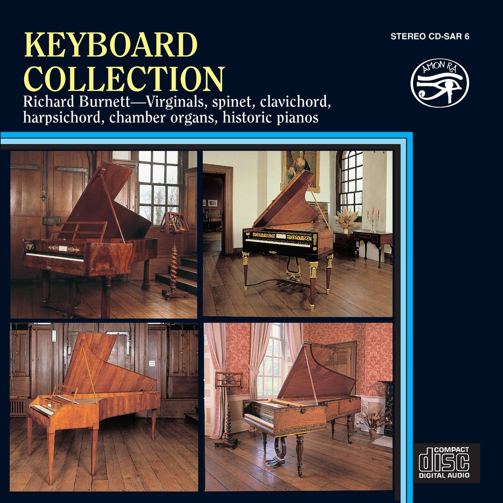 Keyboard Collection - Richard Burnett