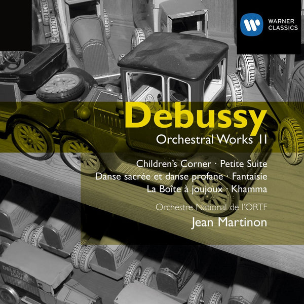 DEBUSSY: ORCHESTRAL WORKS VOL. 2 - MARTINON, JEAN (2 CDS)