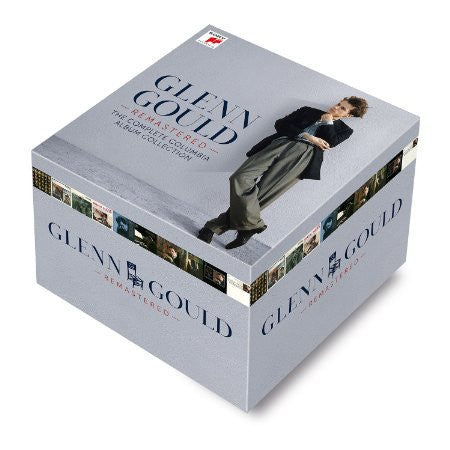 GLENN GOULD REMASTERED - THE COMPLETE COLUMBIA ALBUM COLLECTION (81 CDs)