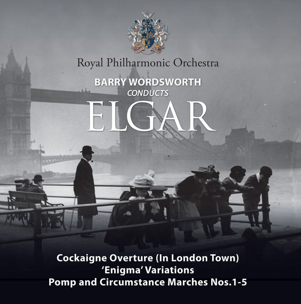 ELGAR: FAVOURITE WORKS - WORDSWORTH; ROYAL PHILHARMONIC ORCHESTRA