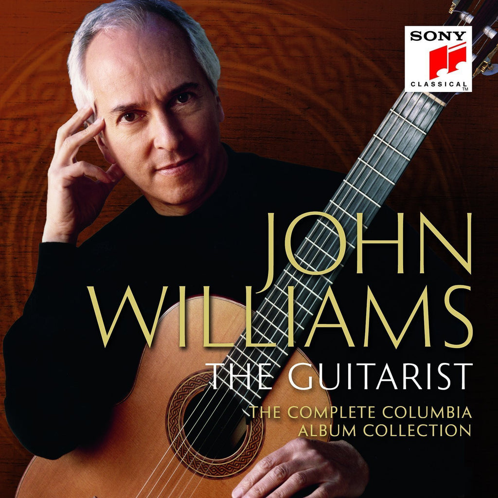 JOHN WILLIAMS - THE COMPLETE ALBUM COLLECTION (59 CDs)