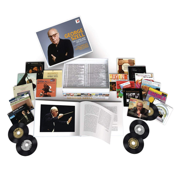 GEORGE SZELL: THE COMPLETE COLUMBIA ALBUM COLLECTION (106 CDS)