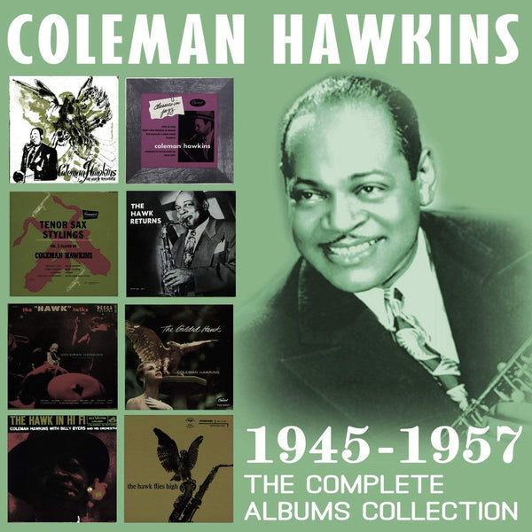 Coleman Hawkins - Complete Albums Collection: 1945-1957 (4 CDS)