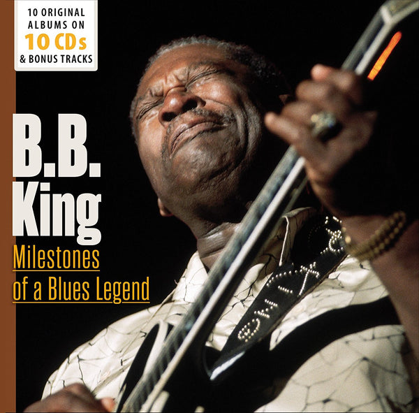 B.B. King - Milestones of a Blues Legend (10 CDs)