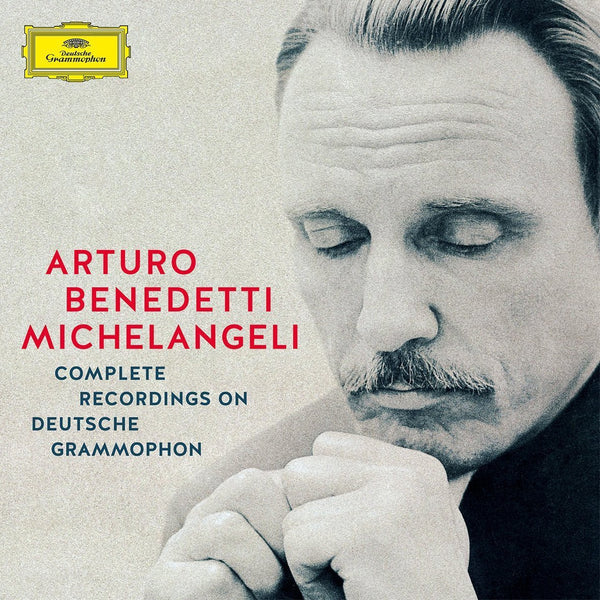 ARTURO BENEDETTI MICHELANGELI: THE COMPLETE DG RECORDINGS (10 CDS)