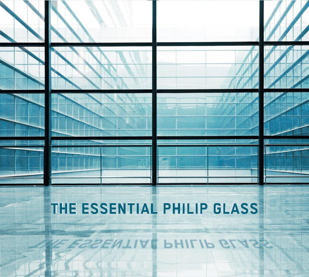 THE ESSENTIAL PHILIP GLASS (3 CDs)