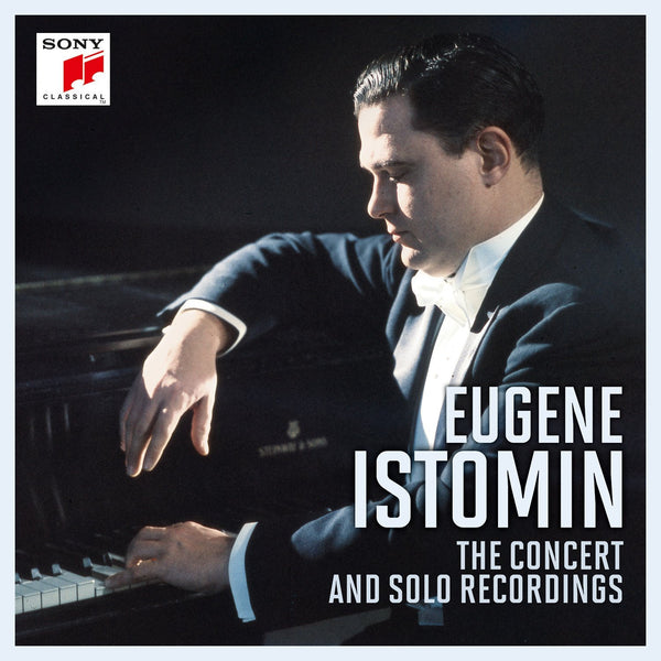 EUGENE ISTOMIN: CONCERTO & SOLO RECORDINGS (12 CDS)