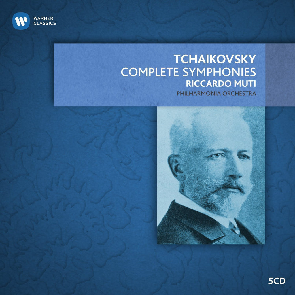 Tchaikovsky: The Complete Symphonies, Orchestral Works - Riccardo Muti (5 CDs)