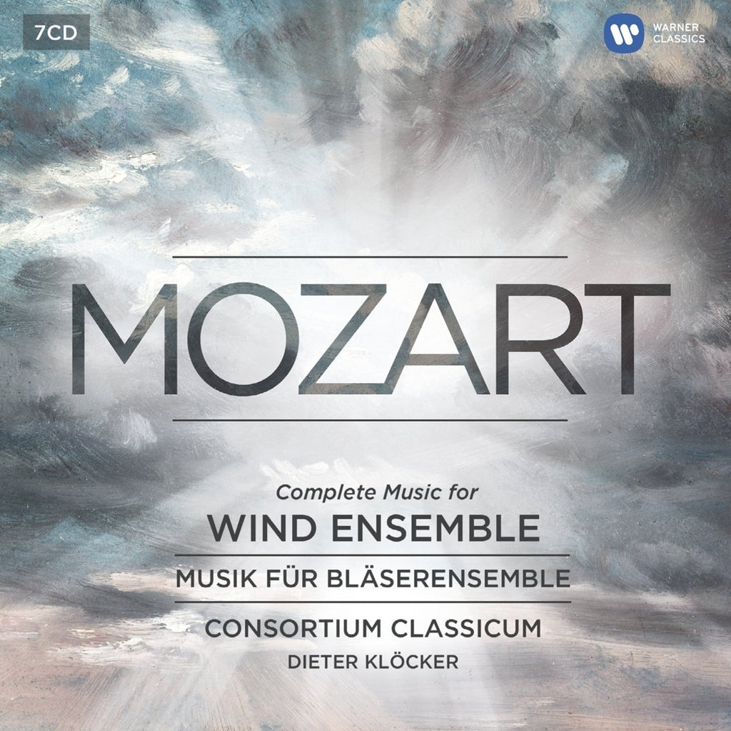 MOZART: COMPLETE MUSIC FOR WIND INSTRUMENTS